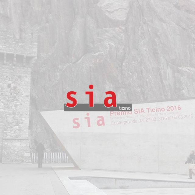 Sia Ticino – Società Svizzera degli Ingegnieri e Architetti