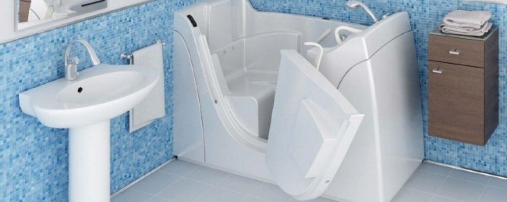Vasche per disabili e anziani: come scegliere la vasca o trasformare la propria