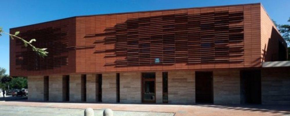 La facciata ventilata in terracotta
