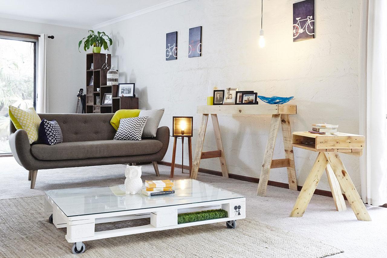 Casa Arredamento Riciclato : Arredamento e riciclo in casa